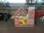 مشاركة تويا في حفل المدرسة العالمية الباكستانية